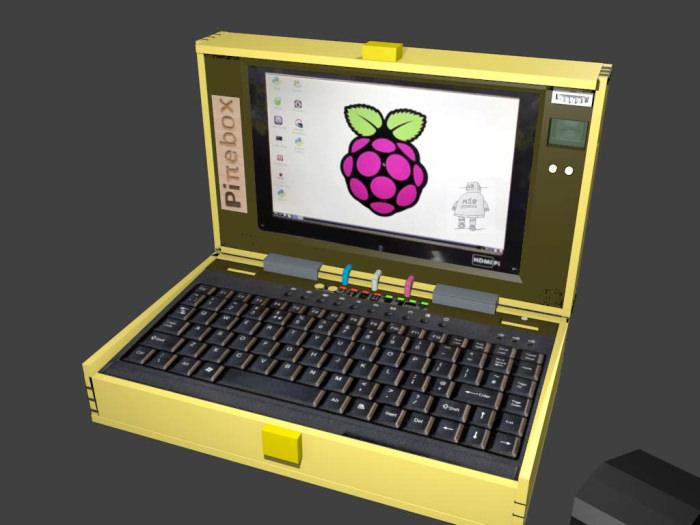 Construire Son Pc Avec Une Rapsberry Pi Ou Quivalent